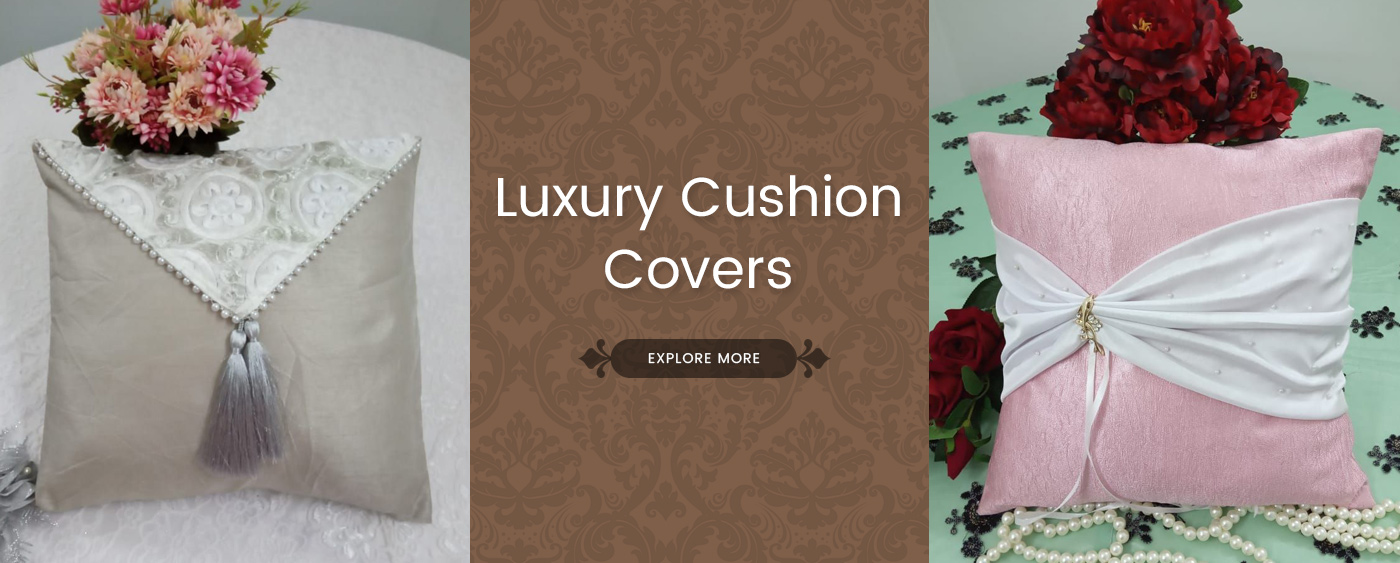 Wedding cushion covers