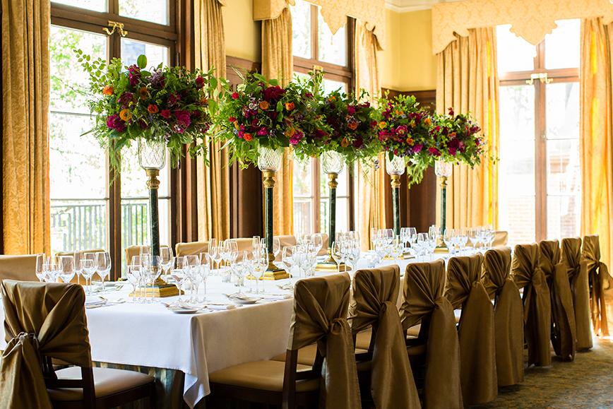 Wedding Table Overlays